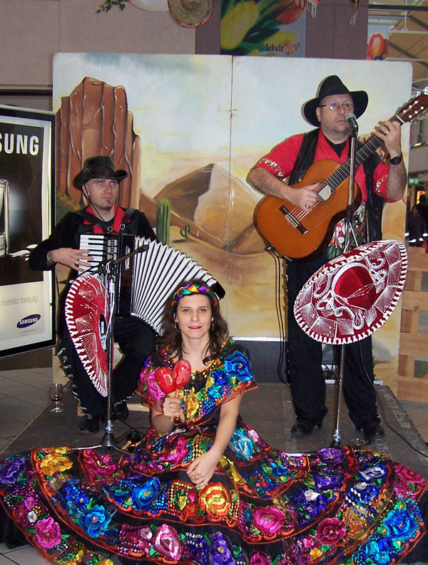 Band regelen Themafeest Mexicaans